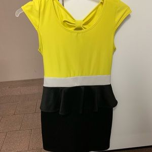 Dresses & Skirts - Stretch dress size small